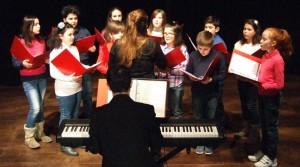 coro d'istituto 28 febbraio